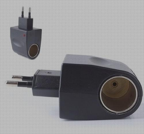 TOOGOO 12V DC Encendedor de cigarrillos de coche Adaptador de convertidor 110V-220V de alimentacion de CA a 12V DC