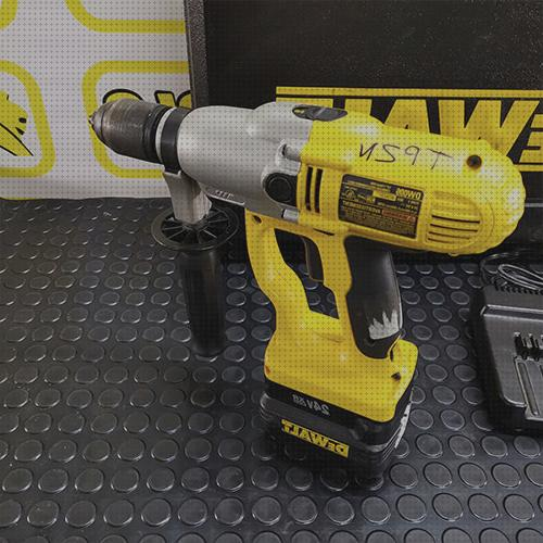 Review de taladro inalambrico dewalt 24v
